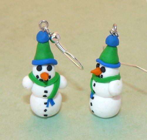 Sněhuláci s kulichem