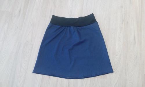 Jeansová sukně