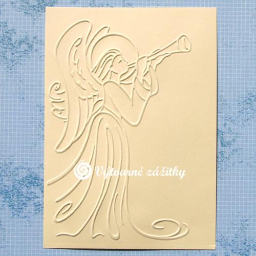 Troubící anděl - stránka A6
