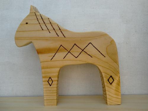Dřevěné eko hračky