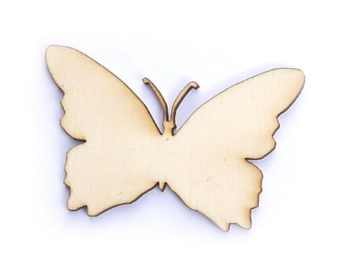 Motýl ze dřeva (obrys) - šíře 5 cm
