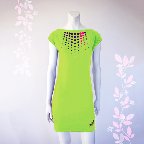 Smart Dress LIME REBEL
