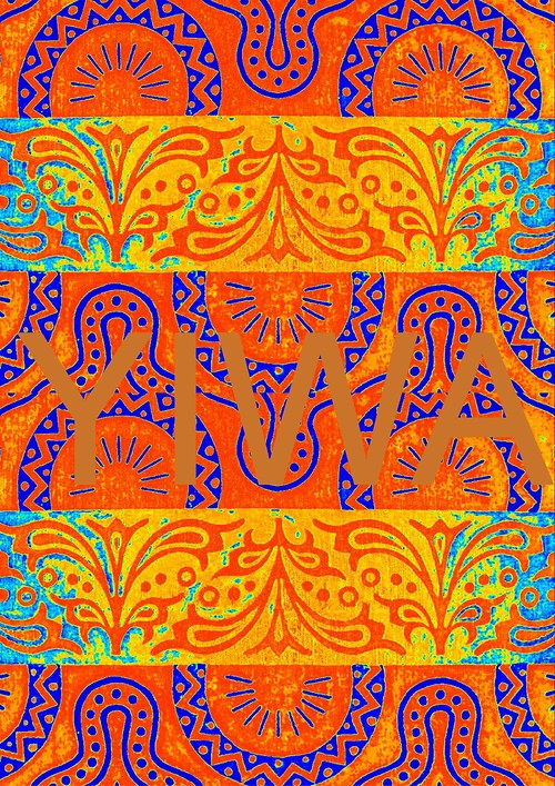 "Inka neon ""orange\"" - Scrapbook papír A4 250 gr"