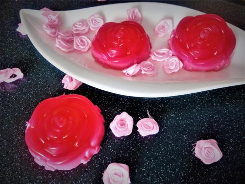 Růžička- voňavá dekorace