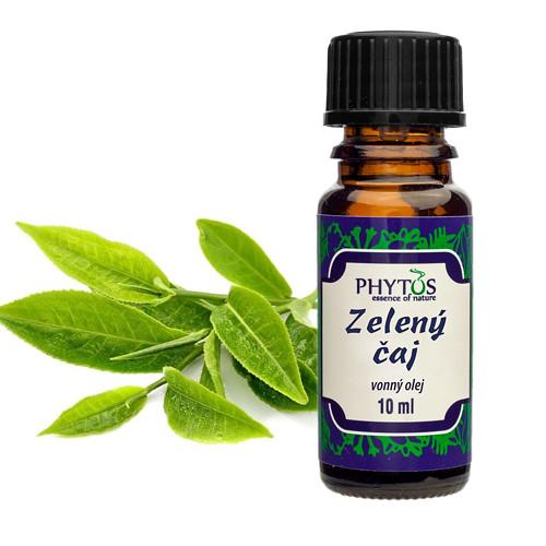 Zelený čaj - vonný olej 10 ml