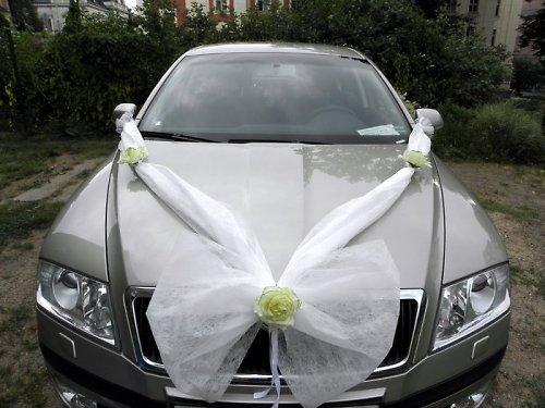 Svatební šerpa s růžemi