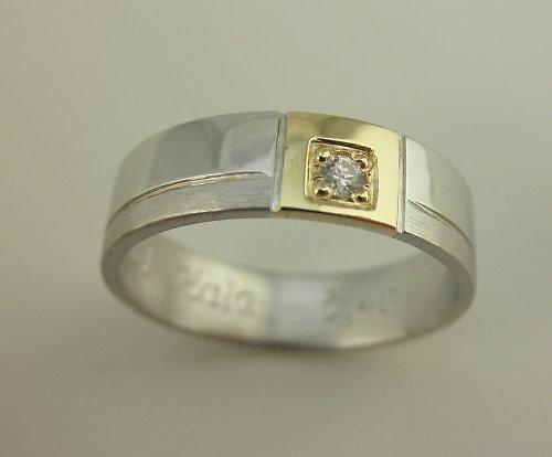 Snubní prsteny č. 40