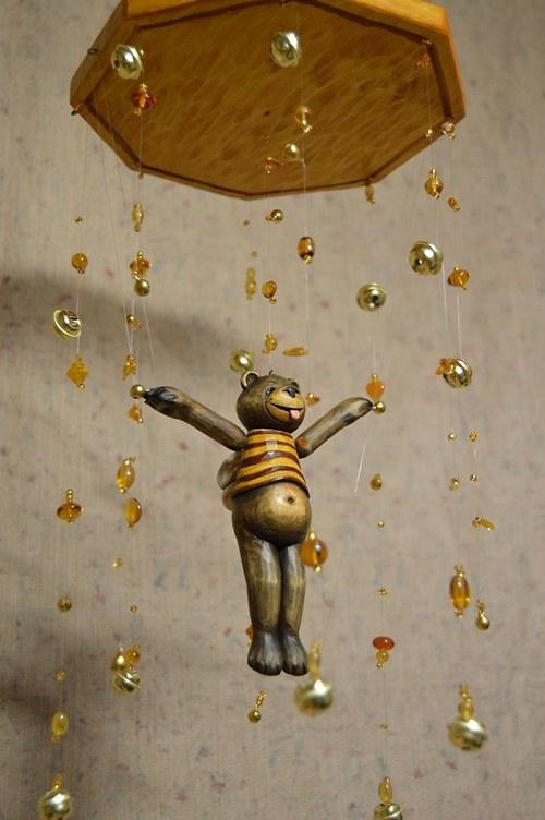 V medovém opojení aneb Být tak Včelím medvídkem :)