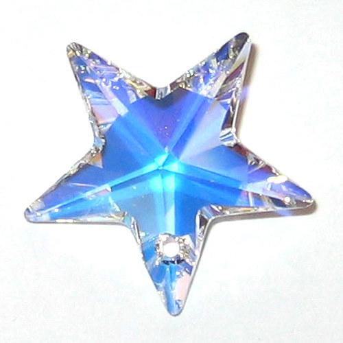 Swarovski hvězda - 20 mm