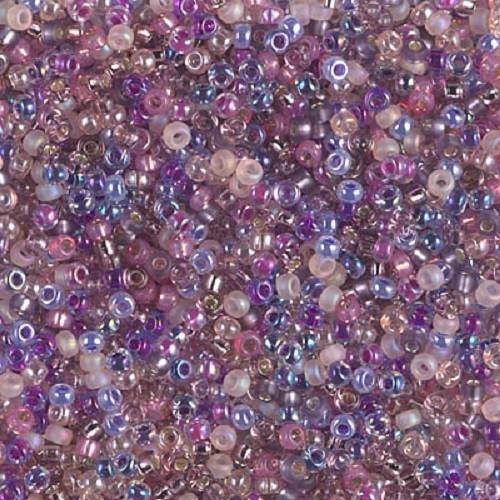 MIX Miyuki Seed Beads 11/0 - Passionflowers, 10g