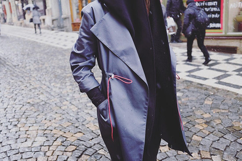 Jarní kabátek