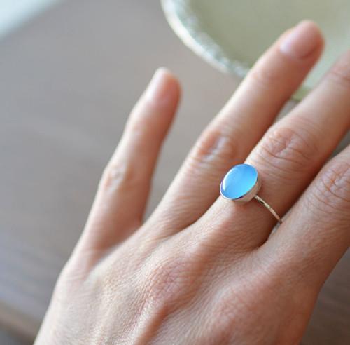 Kousek nebe... AG prsten