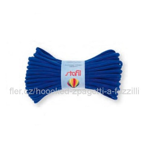 Elastický provázek na ruku (5 m) - modrá