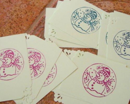 Vintage kartičky-12 ks