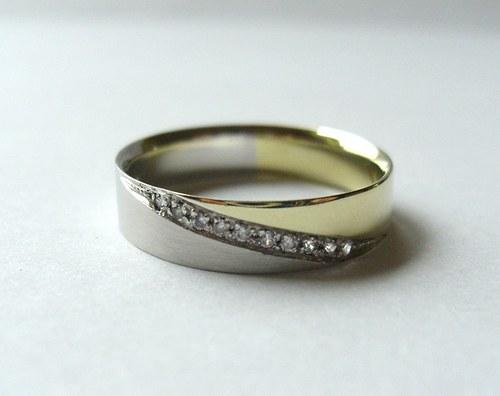 snubní prsteny M13