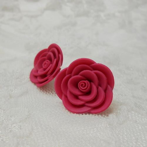MAXI růžičky růžové