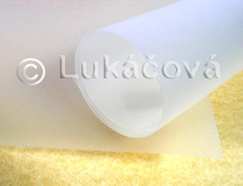 Fólie LAMITEX pro vyztužení textilu, LESK - A4