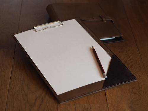 Podložka na psaní