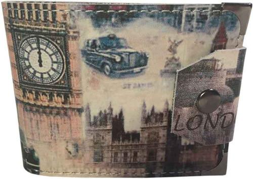 Kožená peneženka Londýn