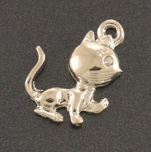 Přívěsek - ťapkající kočka
