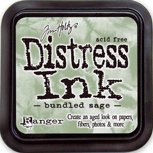 Inkoustový polštářek Distress / Bundled Sage