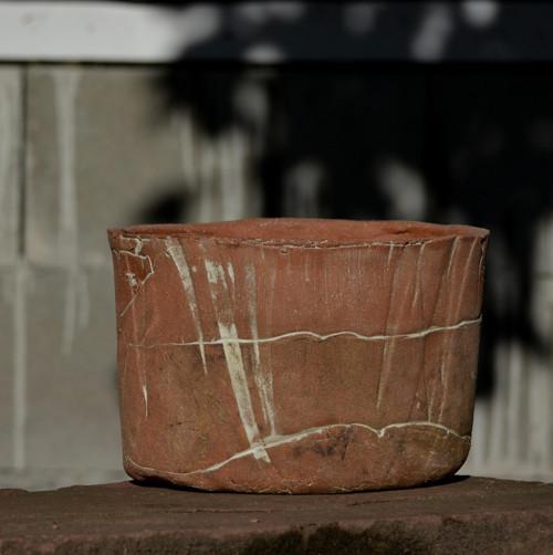 Kameninový obal/ květináč Ovál - Pískovec