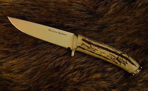 Lovecký nůž - paroh