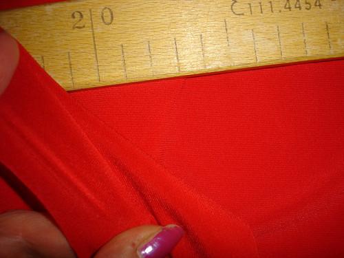 elastický úplet INT cena za 10cm