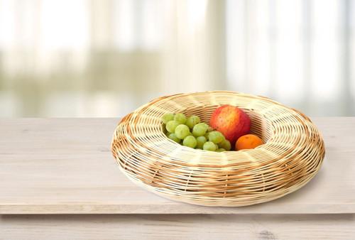 Designová mísa na ovoce z pedigu