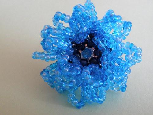Modrý prsten
