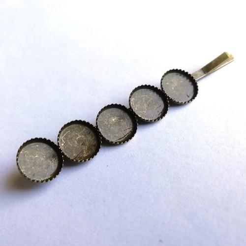 Sponka perko do vlasů s 5 lůžky (8mm)