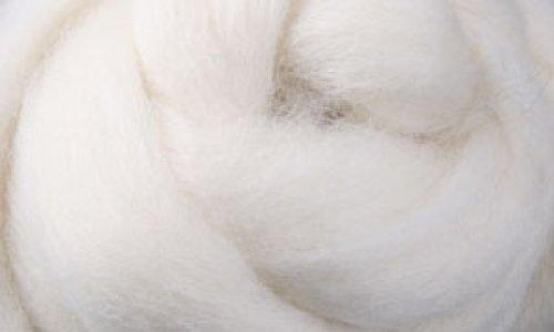Česanec Merino bílý 20 g