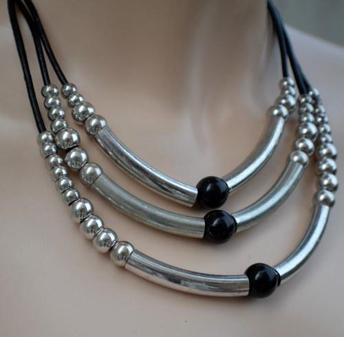 Trendy náhrdelník Fanse
