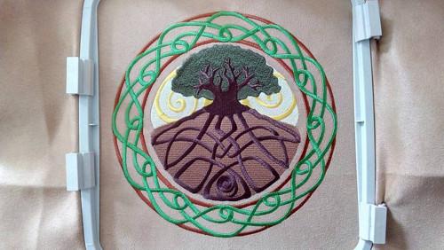 0921 - Strom života