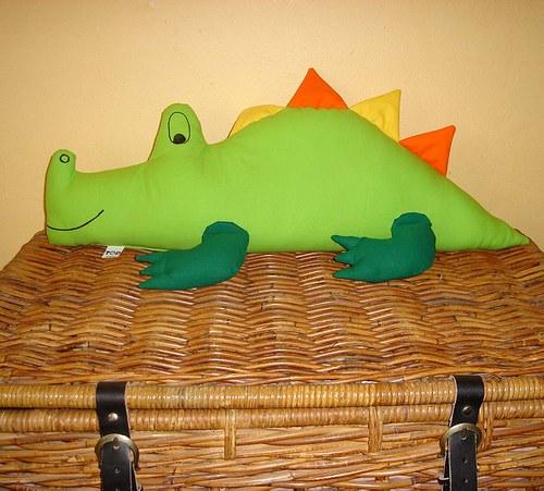 krokodýl Kvído