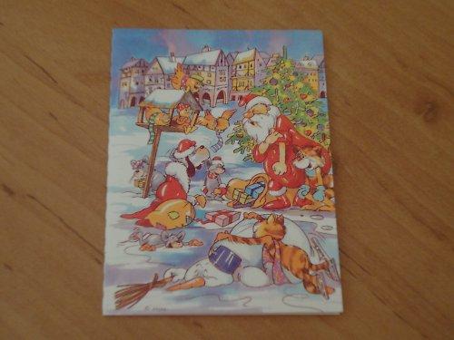 Cedulka na vánoční dárky - 1