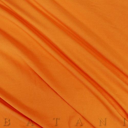 Jednolíc elastický oranžový