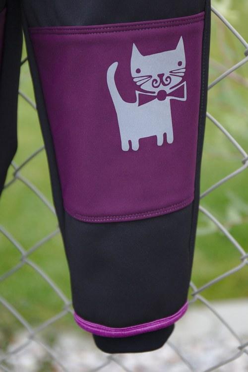 Softshellové kalhoty / kaťata