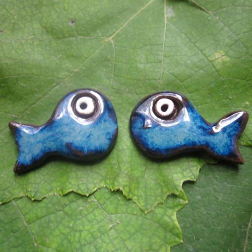Náušničky ryba