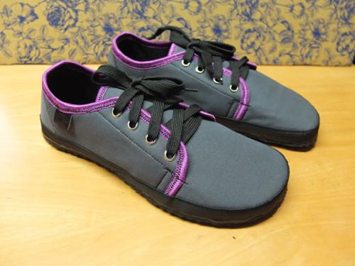 Celoroční barefoot tenisky