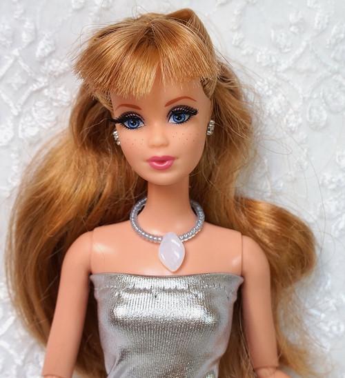 Náhrdelník pro Barbie