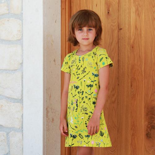 b2ec5dfbf3b Střih na dětské šaty BASIC CLASSIC 80-164 (Velikost 80 - 122 - CLASSIC)    Zboží prodejce Prošikulky