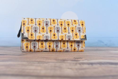 Veliká peněženka - Kytarová