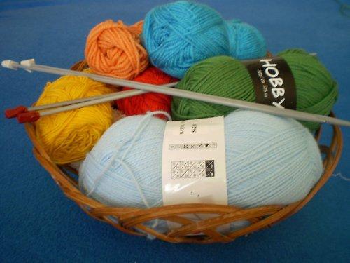 Kurz pletení pro začátečníky