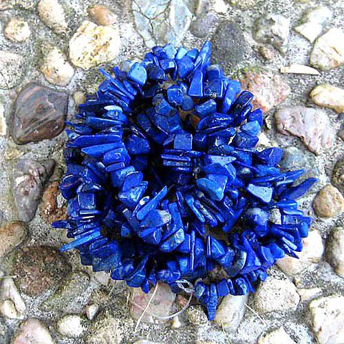 Lapis Lazuli - 5ks - Zlomky