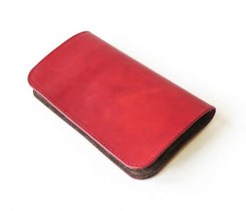 peněženka Minimalista / sytá červená