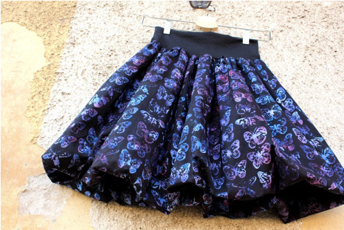 Balonová sukně Batika Butterflies III.
