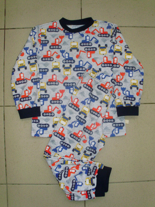 Pyžamo-bagříci  v.68-104;110-134;140-158