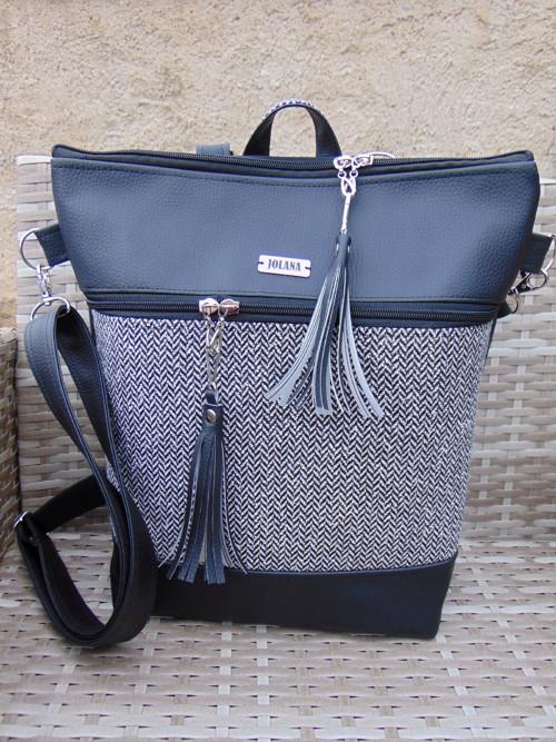Batoh, nebo kabelka
