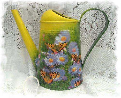 č.26 - motýli na květech